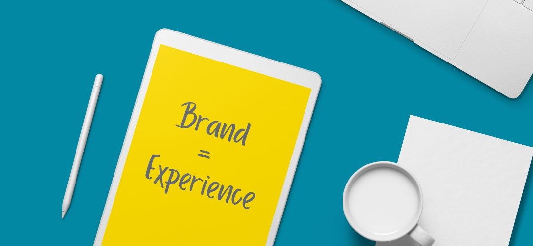 Your Brand as an Experience